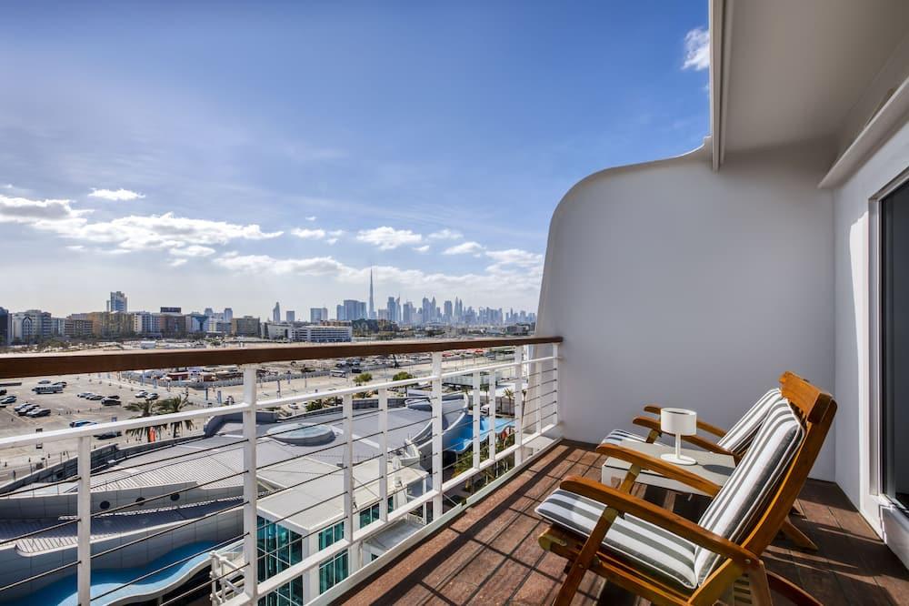 Captain's Room with Balcony - Balcony