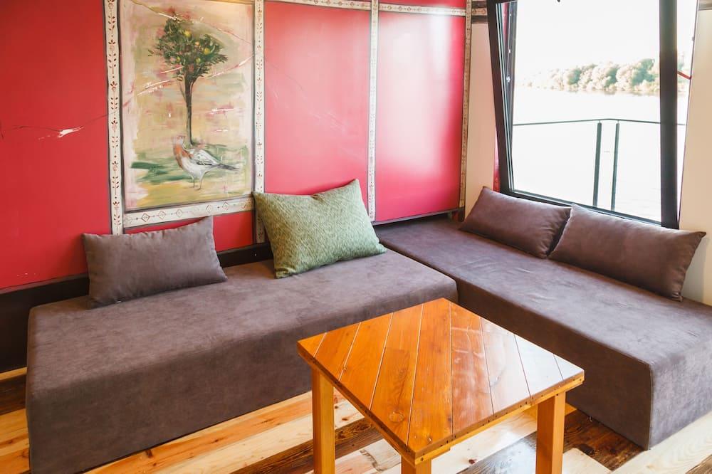 Floating Dream Apartment - Powierzchnia mieszkalna