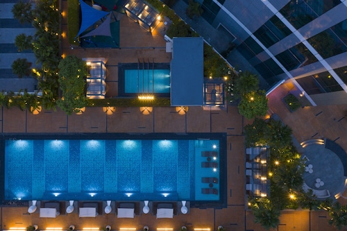 Book Intercontinental Jakarta Pondok Indah In Jakarta Hotels Com