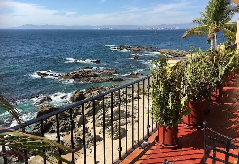 Villa Las Brisas, Пуэрто-Вальярта, Вилла «Делюкс», 2 спальни, Балкон