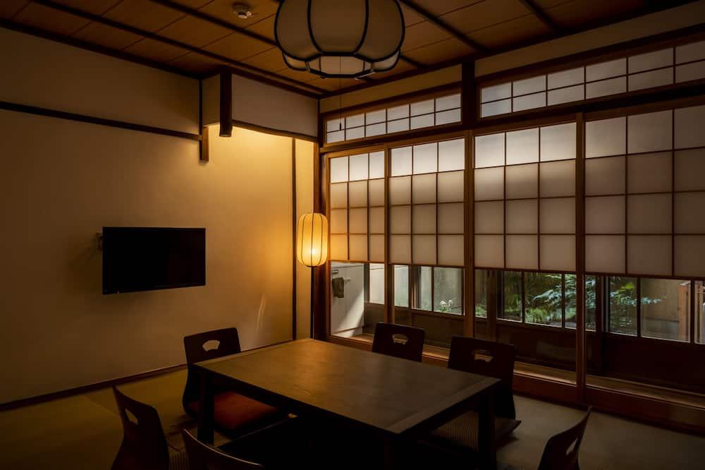 傳統單棟房屋 (Kyoto-style) - 客廳