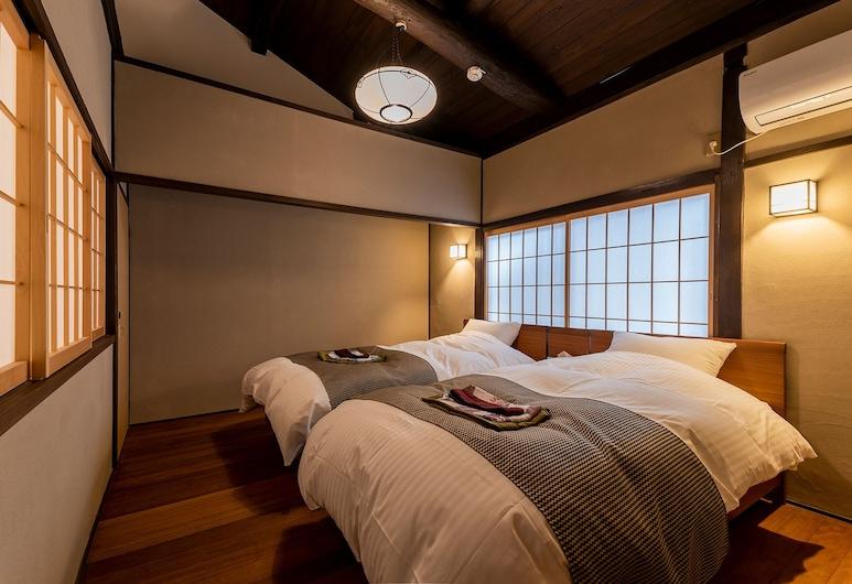 Mibu-momiji, Kyoto, Tradičný dom (Kyoto-style), Izba