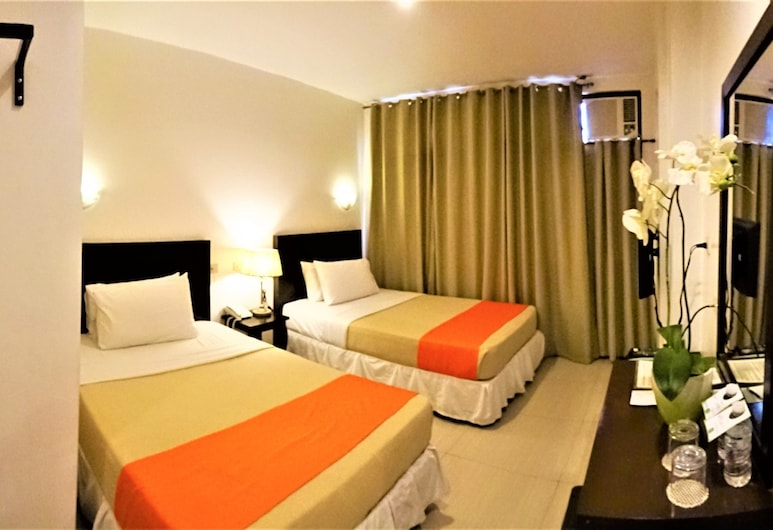 A Hotel Baguio, Baguio, Business Double or Twin Room, Guest Room