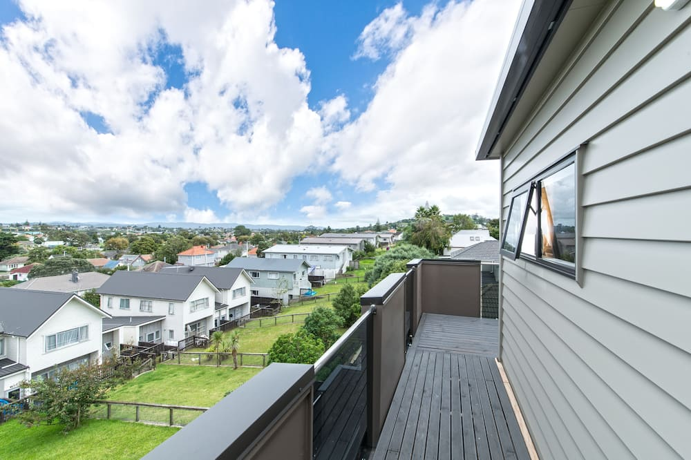 Kamar Superior, balkon - Balkon