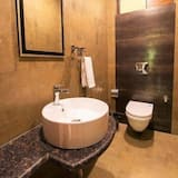 Super Deluxe Room with Private closed balcony - Bathroom