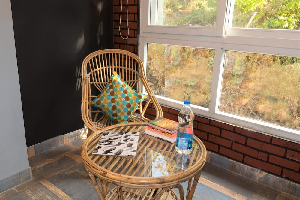 Cozy Double Room - Balcony