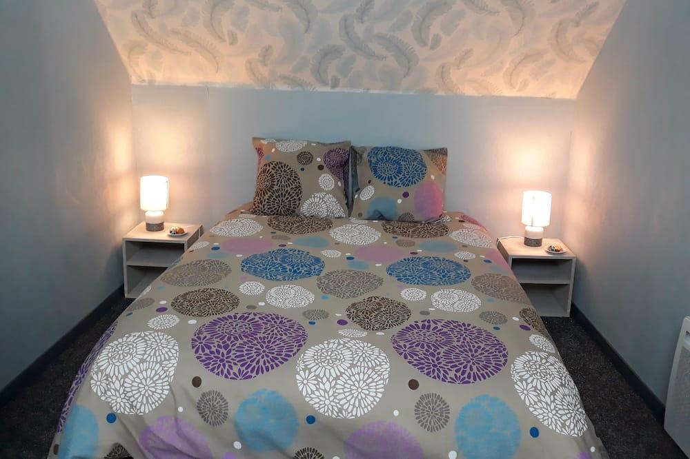 Suite Deluks, 2 kamar tidur, jet tub, pemandangan kebun - Foto Unggulan