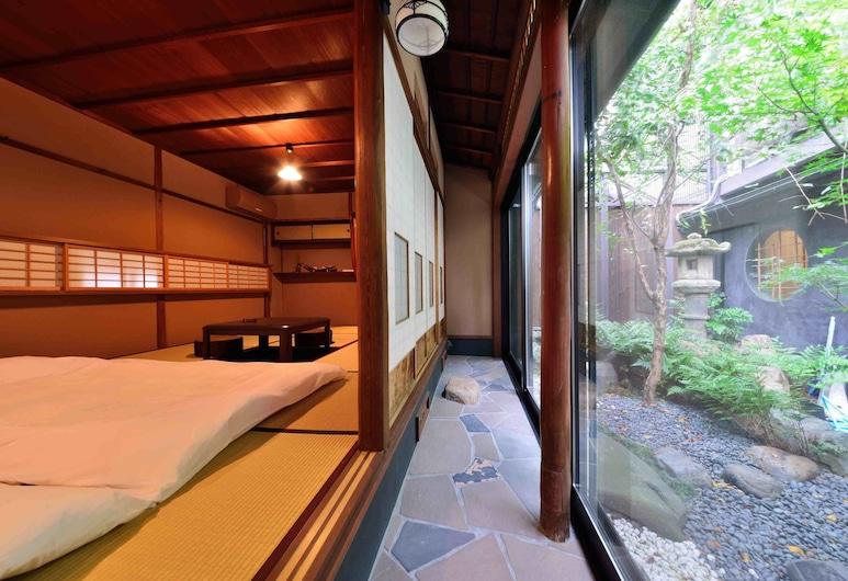 竹屋本館, 京都市, 一棟貸し, 部屋