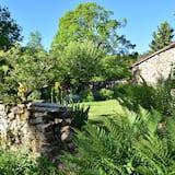 Camera doppia (Duchesse) - Vista giardino