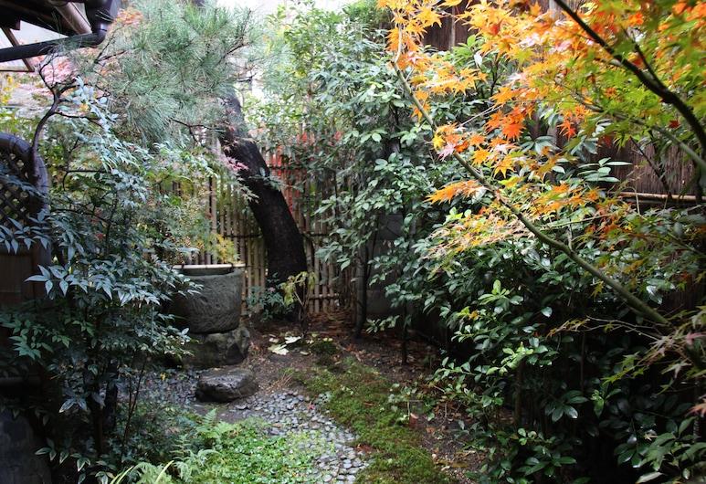 諾札瓦藝廊飯店, Kyoto, 花園