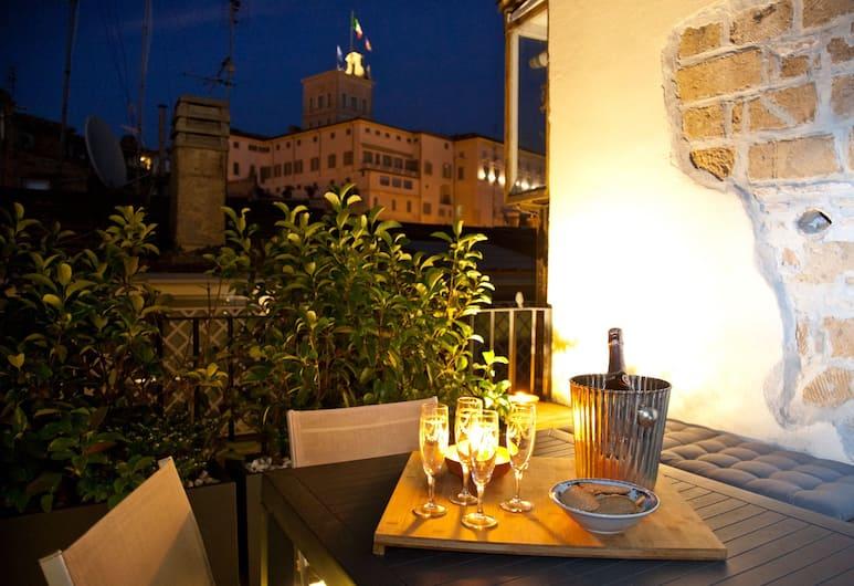 Casa Modelli, Rom, Terrasse/patio