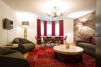 Zell am See — zdjęcie hotelu Alpine city living by we rent