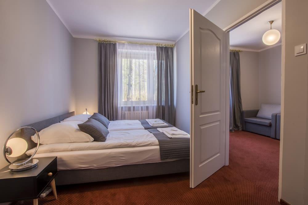 Rodinné studio - Obývací prostor