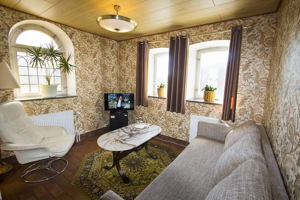Suite Standar - Ruang Keluarga