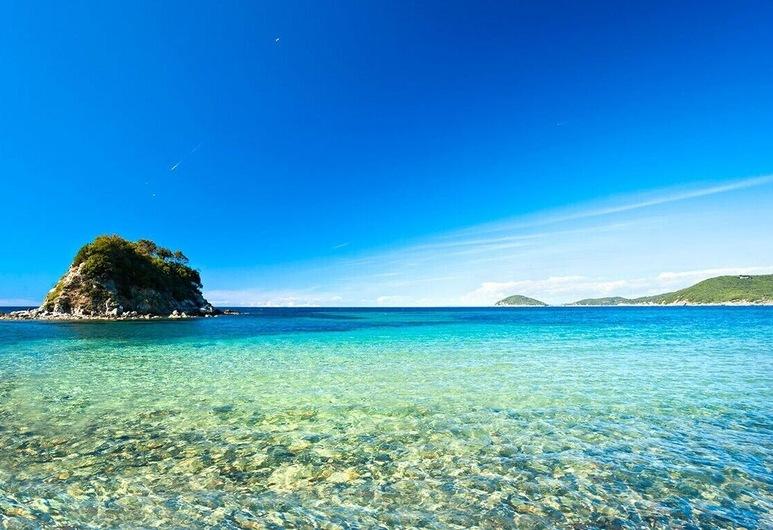 Le Sprizze Mare, Marciana Marina, Plaża
