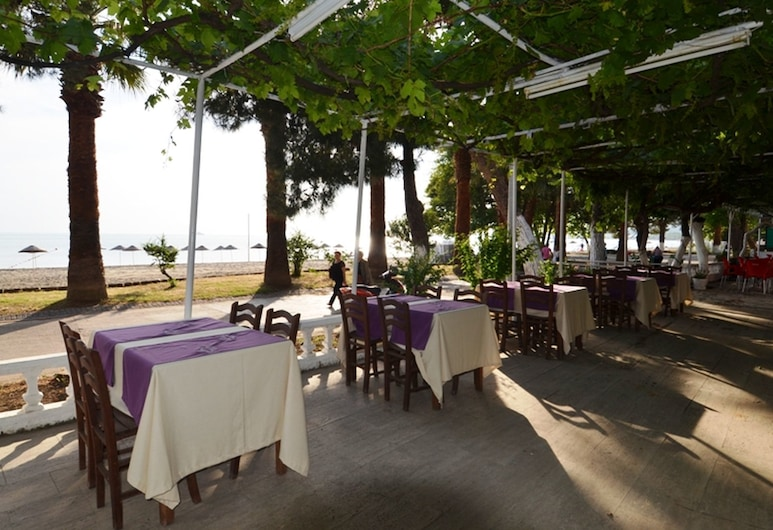 Tuana Hotel, Erdek, Açık Havada Yemek