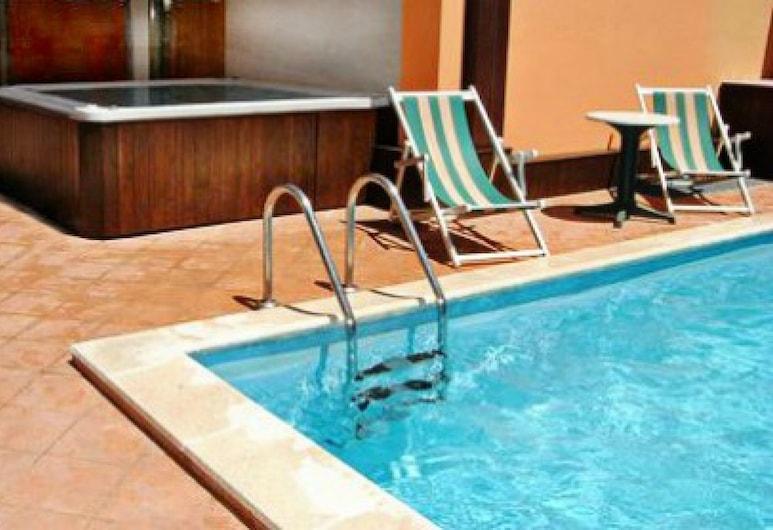Hotel Prestige, Rimini, Piscina all'aperto