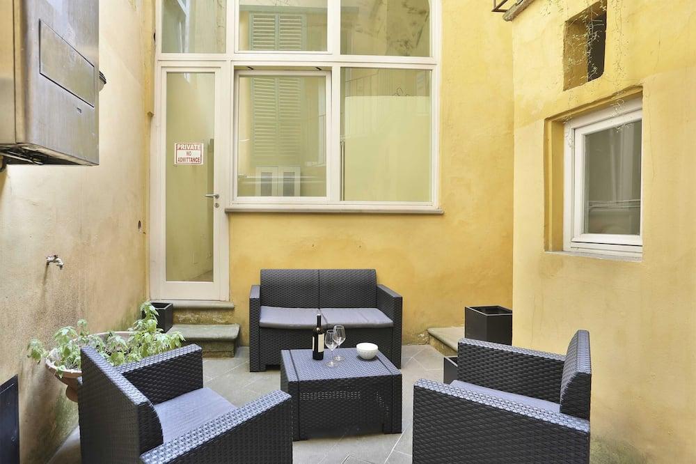 Apartmán, 2 spálne - Balkón