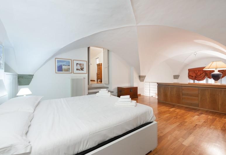 Short-let Florence Pontevecchio Suite, פירנצה, דירה, 2 חדרי שינה, חדר