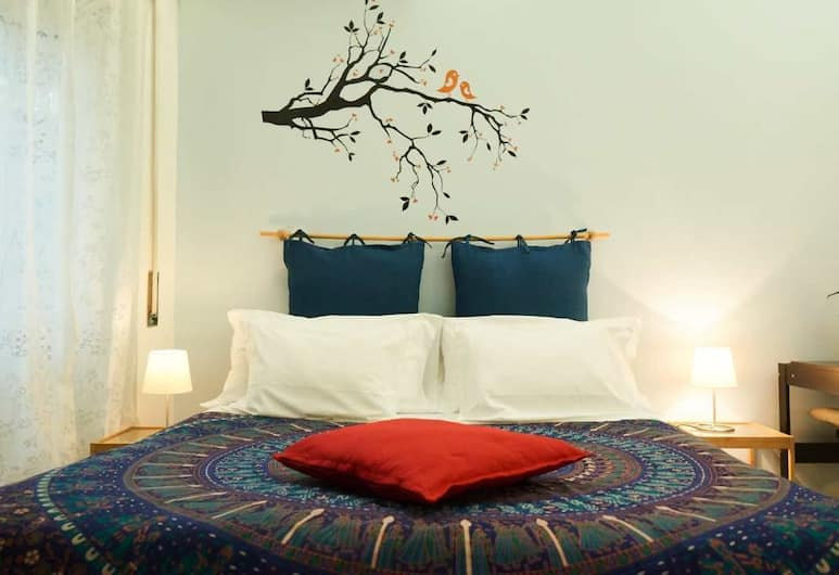 True Colors Apartments Cipro, Roma, Appartamento, 2 camere da letto, Camera