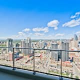 Premium Suite, 2 Queen Beds, City View, Tower - Balcony
