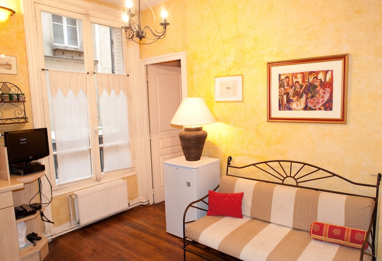 Appartement 2 chambres, Paryż