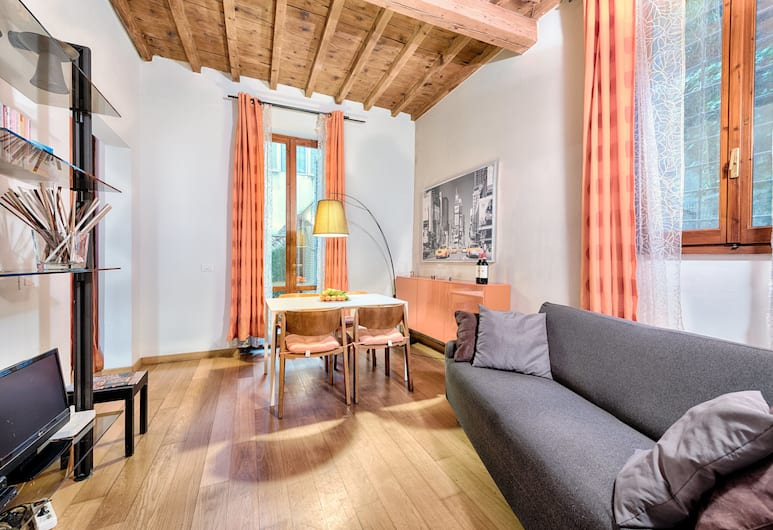 Lungarno Place, Florence, Apartemen Comfort, 1 kamar tidur, Area Keluarga