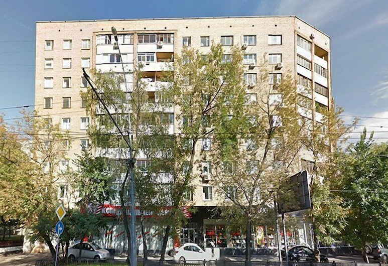 Apartlux Belorusskaya Two Rooms, Moscow, Front of property