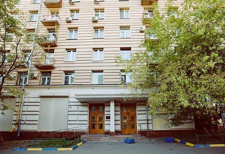 Apartlux on Karetnyy Ryad, Moskwa, Front obiektu