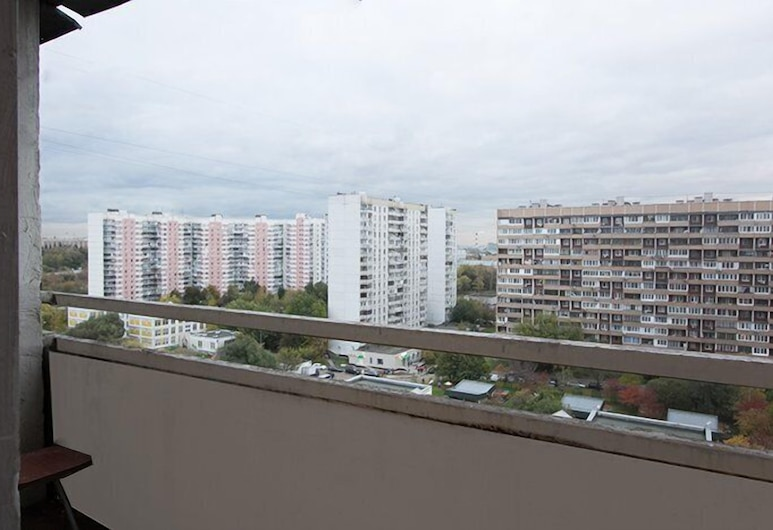 ApartLux Kantemirovskaya, Moscow, Apartment, 1 Double Bed with Sofa bed, Balcony