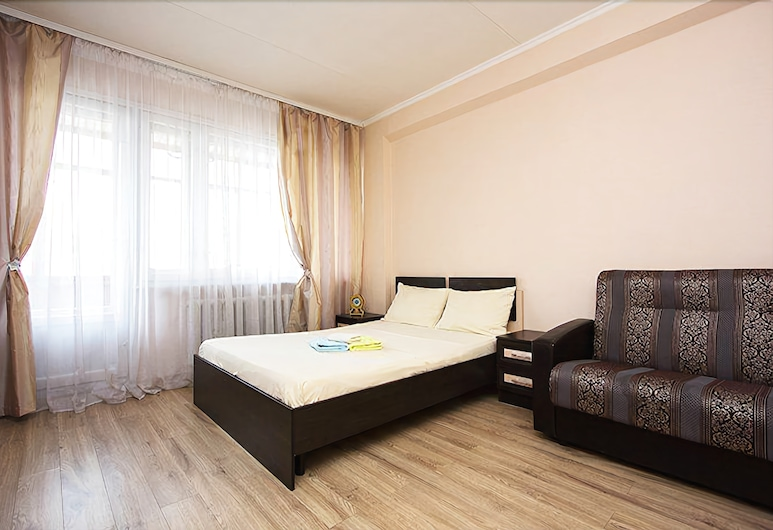 ApartLux Butirskaya, Moskova, Huone