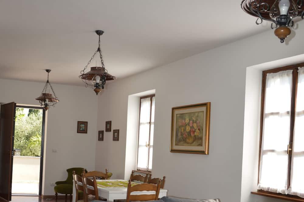 Σπίτι, 3 Υπνοδωμάτια, Στο βουνό - Καθιστικό