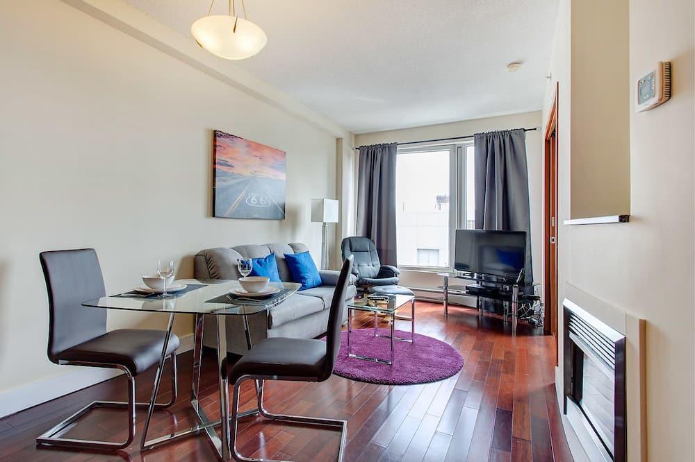 דירת סופריור, חדר שינה אחד - אזור מגורים