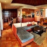 וילת דה-לוקס, 3 חדרי שינה - סלון