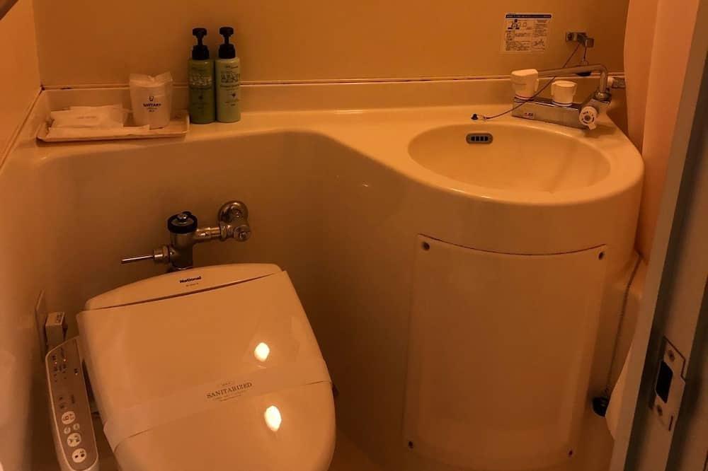 Chambre Simple, fumeurs - Salle de bain