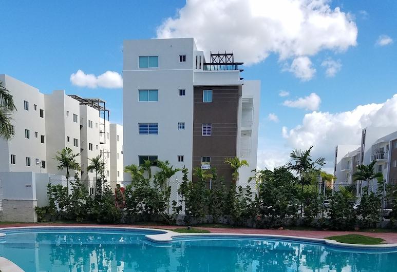 NEW WONDERFUL APART WITH POOL, Santiago de los Caballeros, Outdoor Pool