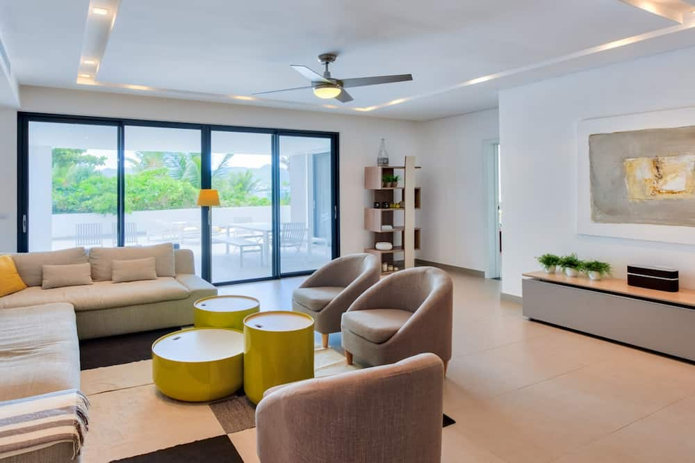 Villa Deluxe, 2 habitaciones - Sala de estar