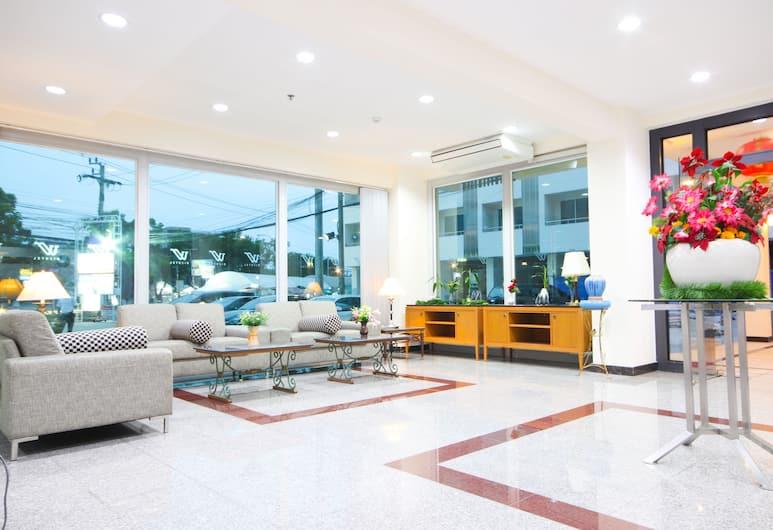 White House Bizotel, Bangkok, Lobby Sitting Area