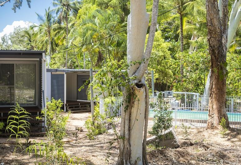 丹達盧花園飯店, 阿卡迪亞, 住宿範圍