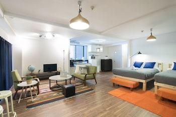 Gambar Namba Hara Apartment di Osaka