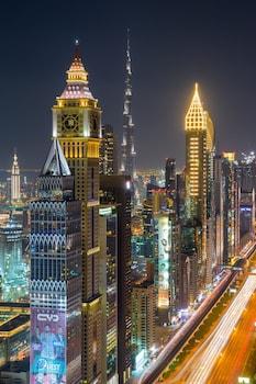 Selline näeb välja Gevora Hotel, Dubai