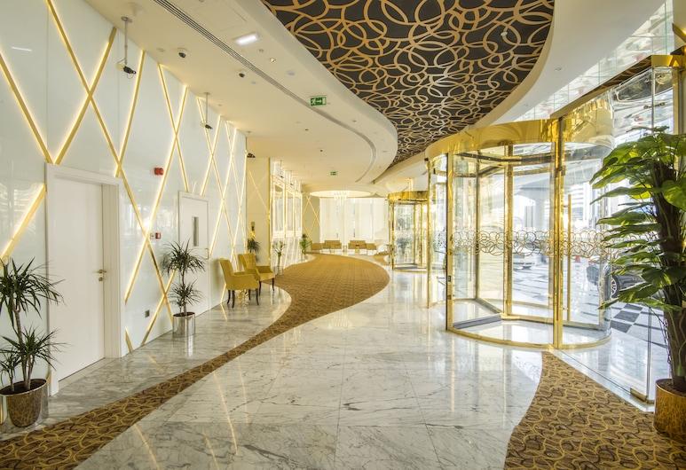 吉夫歐拉飯店, 杜拜, 大廳