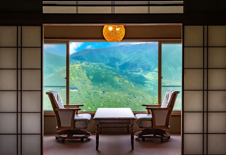 Shirayu no Yado Yamadaya, Hakone