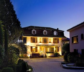Selline näeb välja L'Ermitage, Montreux