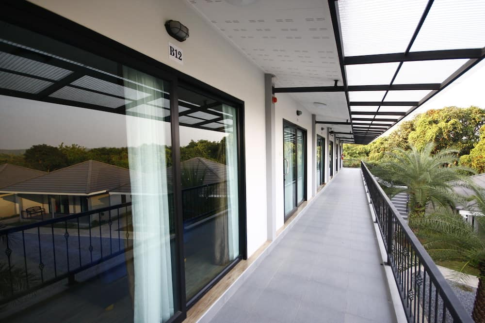 Family Room - Balcony