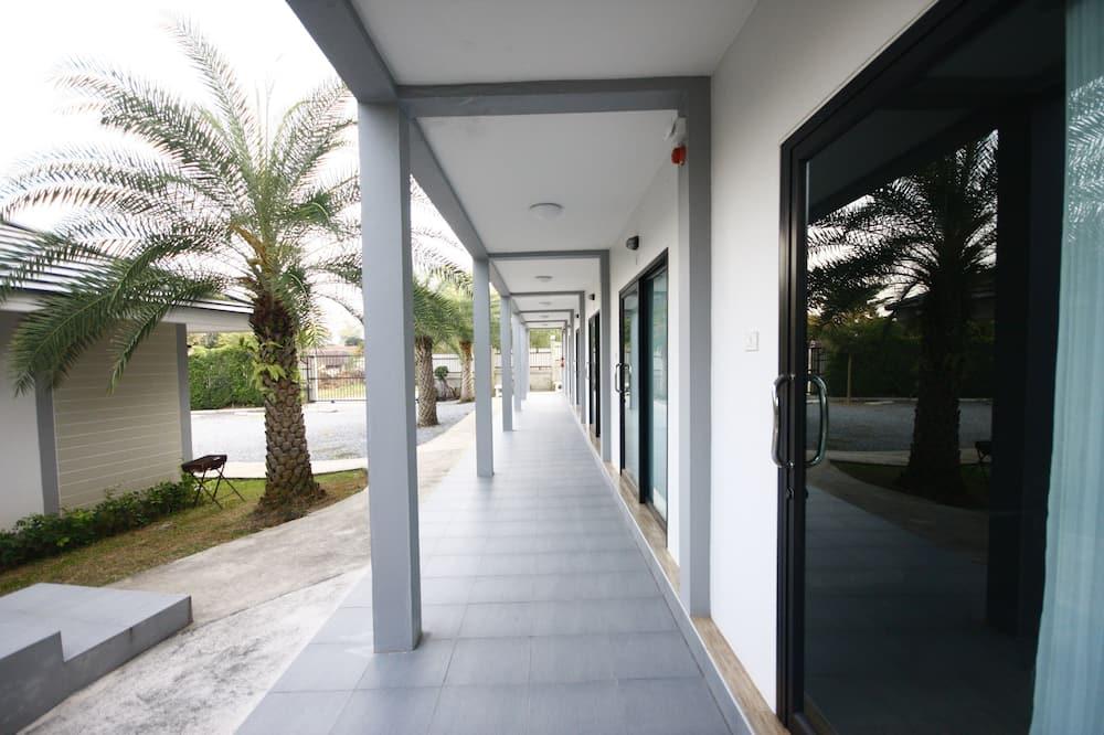 Standard Double Room (1st Floor) - Terrace/Patio