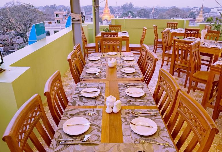 Hotel Shwe Phyo, Mandalay, Restaurant
