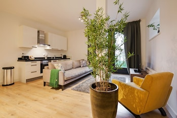 Picture of Canal Garden Apartment 11 in Utrecht