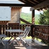 Családi ház, 3 hálószobával, kilátással a hegyre - Nappali rész
