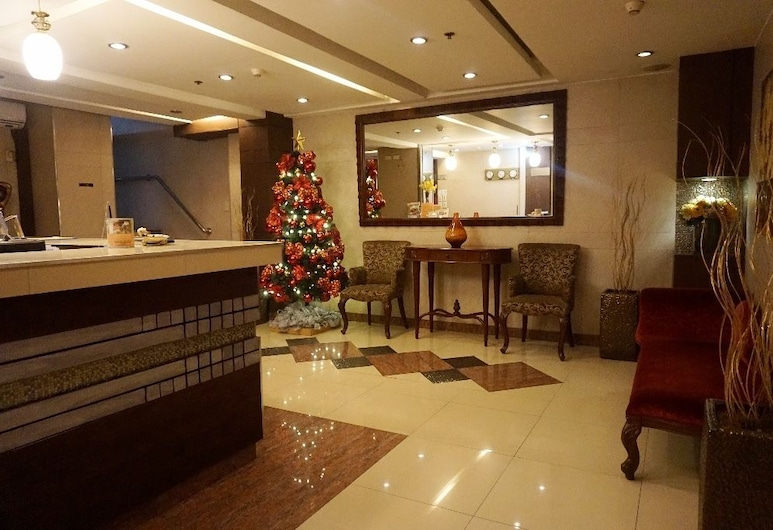 The Shilla Philia Hotel, Makati, Receção